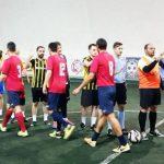 Minifotbal. Se încinge lupta pentru titlul de campioană în Liga 1. REZULTATE
