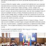 Senatorul Cârciumaru: Bani pentru modernizarea drumului spre Cerna