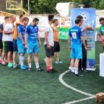 """Minifotbal. Dream Team, CAMPIOANĂ în Liga 1 """"Dolce Vita"""""""