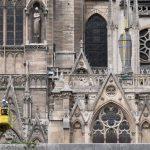 Esplanada din faţa catedralei Notre-Dame din Paris, redeschisă publicului