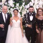 Mircea Geoană și soția sa, printre invitații la nunta Adelinei Pestrițu