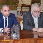 Prefectul Florescu: Discut cu Vișan despre CE Oltenia, mai puțin cu MINISTRUL