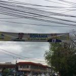 """Romanescu, pe banner cu Bogdan. """"Obiectivul: cu UN VOT mai mult ca Vîlceanu la parlamentare"""""""