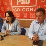 Turcilă și Oiță, în conferința PSD. Ce spune edilul din Lelești despre candidatura lui Rotaru