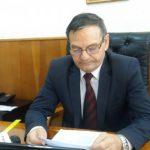 Sorin Arjoca, PREFECT interimar