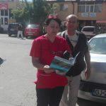Campanie de informare derulată de Aparegio Gorj SA