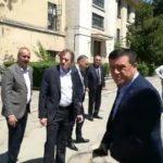 Ministrul Economiei, la UM Sadu. Primarul Bobaru: O vizită ISTORICĂ