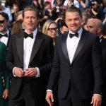 Poză de o jumătate de miliard de dolari! Leonardo DiCaprio și Brad Pitt au făcut senzație la Cannes