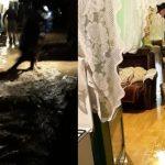 Vine viitura de PET-uri pe Jiu, după inundațiile de la Lupeni