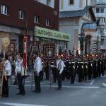 Procesiune IMPRESIONANTĂ la Târgu-Jiu. 192 de preoți și peste 1000 de persoane