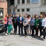 Delegație de la CJ Vaslui la DGASPC Gorj