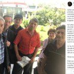 """Deputatul Vîlceanu, la Primăria Mătăsari. """"Le-au confiscat terenurile dar nu i-au despăgubit! Ca pe vremea lui Ceaușescu!"""""""