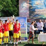 """Minifotbal. Cupa Liceelor """"Carrefour Târgu-Jiu"""", câștigată de LPS"""