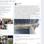 Victor Banța: Podul Pasarelă pune în pericol viața oamenilor! REACȚIA primarului Romanescu