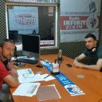Sportul Gorjean din data de 11 iunie 2019. Invitați: David Constantinescu, organizator de competiții; Bogdan Segărcianu, jucător IPJ Gorj; Dan Vasilică, preparator fizic fotbal