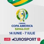 Copa America, la Eurosport
