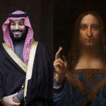 """""""Salvador Mundi"""", cel mai scump tablou din lume, atribuit lui Da Vinci, expus pe iahtul prinţului moştenitor saudit"""