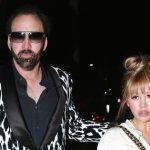 Actorul Nicolas Cage, oficial divorţat după un mariaj de numai patru zile