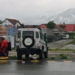 NOVACI. Simulare din inundații și viitură pe Gilort
