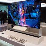 LG lansează primul televizor OLED 8K din lume. Când vine în România
