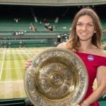 Simona Halep, decorată de Iohannis, după victoria istorică de la Wimbledon