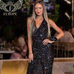 O româncă este cea mai frumoasă femeie din Europa. Iată cum arată!