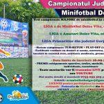 """Minifotbal: Încep ÎNSCRIERILE pentru Campionatele """"Dolce Vita"""""""