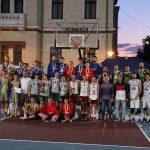 Știința București și Dinamo Știința București, CAMPIOANELE Turneului Final 3x3
