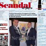 Liberalul Paraschiv vrea director la Transloc? Ce spune Căilean