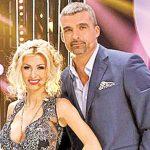 Andreea Bălan și George Burcea și-au ales nașii. Se înrudesc cu un cuplu celebru