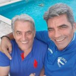 Ultima imagine cu Marcel Toader în viață. Prietenul lui a făcut publică fotografia de pe marginea piscinei