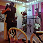 Amalia Năstase a publicat primele poze de la nunta secretă din Las Vegas
