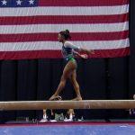 Premieră istorică în gimnastică: Simone Biles, procedeu unic la Campionatele din SUA. Imaginile fac înconjurul lumii