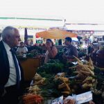22:31 Ministrul Daea, la piață în Târgu-Jiu