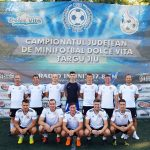"""Minifotbal. ACS Victoria Târgu-Jiu, câștigătoarea Cupei """"Împreună suntem minifotbal"""""""