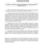 09:39 PSD Gorj: Ion Ciocea a renunțat la vendeta personală împotriva viceprimarului Gheorghe Stoenescu