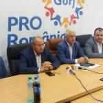 Moșoiu, candidat Pro România. Văcaru: Avem în mijlocul nostru și consilieri PNL, PSD și ALDE