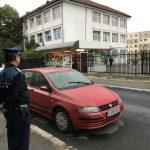 """Pază sporită la școlile din Târgu-Jiu. La """"Pompiliu Marcea"""" părinții intră cu ECUSON"""