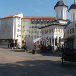 Piața Prefecturii, PLATOU DE FILMARE