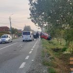 14:40 Accident la Băleşti