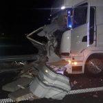 23:05 Autostradă blocată în urma unui accident cu doi morți