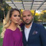 Andrei Ștefănescu și Antonia s-au căsătorit în mare secret