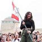 Bianca Andreescu, primită ca o eroină în orașul natal