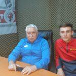 Sportul Gorjean din data de 24 septembrie 2019. Invitați: Ion Bură, antrenor și Adrian Garcea, atlet CS PANDURII