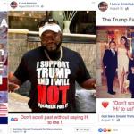 Facebook suprimă pagini pro-Trump care fi fost controlate din Ucraina