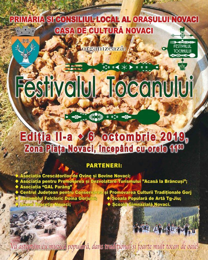 16:30 Festivalul Tocanului, și-n acest an, la Novaci