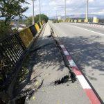 Vrea COMISIE DE ANCHETĂ după prăbușirea podului de la Artego. Lădaru: Vom sesiza PARCHETUL!