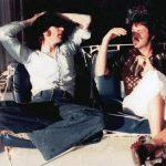 Ultima fotografie cu Lennon în viaţă, alături de McCartney, făcută publică la aproape 40 de ani de la moartea sa