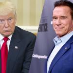 """Schwarzenegger, explicaţii surprinzătoare cu privire la rivalitatea pe care o are cu Trump: """"Vrea să fie ca mine"""""""