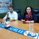 Interviurile Infinit FM din data de 24 octombrie 2019. Viceprimarul Adrian Tudor(PSD) și Denisa Șuță(PNL)